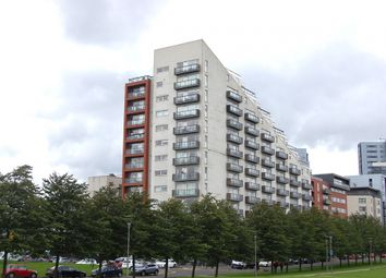 Thumbnail 1 bed flat for sale in Glasgow Harbour Terrace Flat 8/3, Glasgow