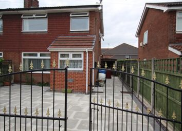 Thumbnail 3 bed semi-detached house for sale in Wallace Avenue, Huyton, Liverpool
