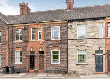 Thumbnail 2 bed terraced house for sale in Garden Street, Newcastle