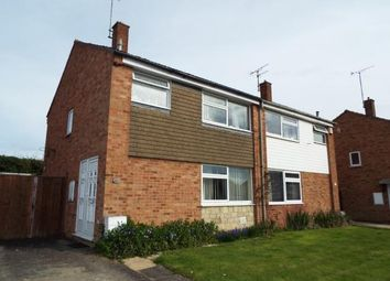 Thumbnail 3 bed semi-detached house for sale in Read Way, Bishops Cleeve, Cheltenham, Gloucestershire
