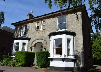 Thumbnail 2 bed flat to rent in Worple Road, Epsom, Surrey.