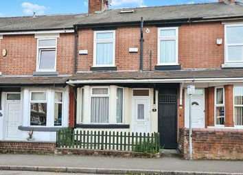 Thumbnail 3 bed terraced house to rent in King Street, Eastwood, Nottingham