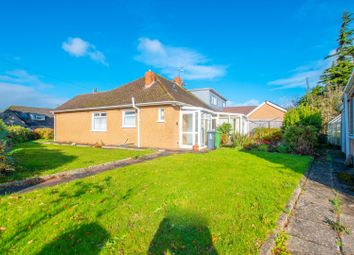 Thumbnail 2 bed semi-detached bungalow for sale in Lynton Close, Cardiff