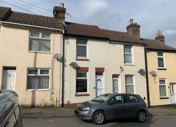 Thumbnail 1 bed terraced house for sale in 62 Castle Road, Chatham, Kent