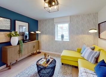Thumbnail 2 bed flat for sale in Cloakham Drive Axminster, Devon