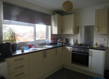 Thumbnail 1 bed flat for sale in St. Davids Close, Llanelli