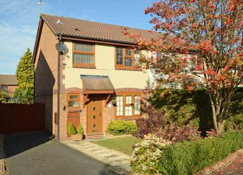 Thumbnail 3 bed semi-detached house for sale in Swallow Close, Meir Park
