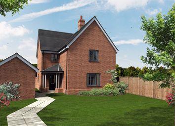 Thumbnail 4 bedroom detached house for sale in Bee Tree Gardens, Needham Road, Stowmarket