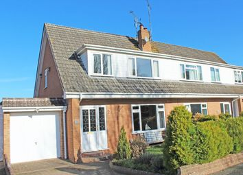 Thumbnail 3 bed semi-detached house for sale in Little Down Orchard, Newton Poppleford, Sidmouth