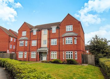Thumbnail 2 bed flat for sale in Humber Street, Hilton, Derby