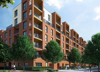 Thumbnail 2 bed flat for sale in Gladness House, Colindale Avenue, Colindale