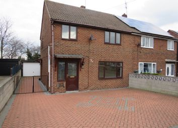 Thumbnail 3 bed semi-detached house for sale in Springfields, Knottingley