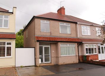 Thumbnail 3 bed semi-detached house to rent in Lulworth Road, Welling, Kent