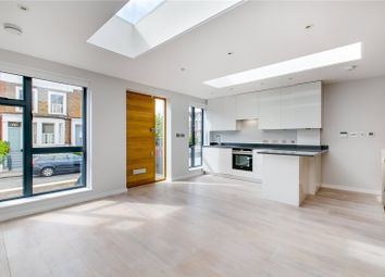 Thumbnail 2 bed terraced house for sale in Askew Crescent, London