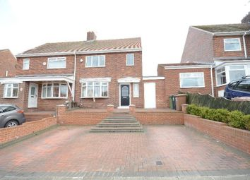 Thumbnail 2 bedroom semi-detached house to rent in Lynthorpe, Ryhope, Sunderland