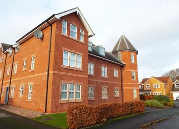 Thumbnail 2 bed flat for sale in Berkeley Towers, Blackthorn Close, Crewe, Cheshire