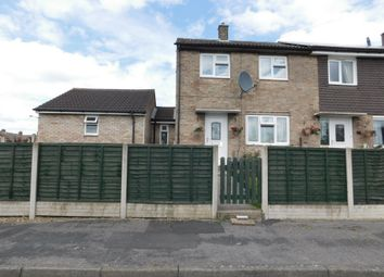Thumbnail 3 bed semi-detached house for sale in Manton Close, Newhall