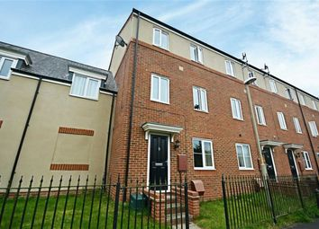 Thumbnail 4 bed end terrace house for sale in Old Spot Walk, Longhorn Avenue, Gloucester
