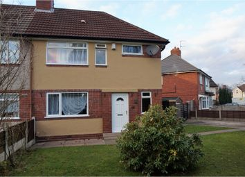 Thumbnail 3 bed semi-detached house for sale in Booth Road, Wednesbury