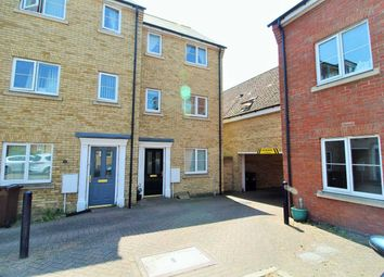 Thumbnail 4 bedroom town house for sale in Hutley Drive, Mile End, Colchester