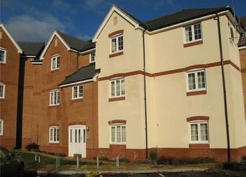 Thumbnail 2 bedroom flat to rent in Tristram Close, Yeovil