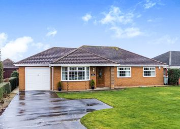 Thumbnail 3 bed detached bungalow for sale in Spilsby Road, Wainfleet, Skegness