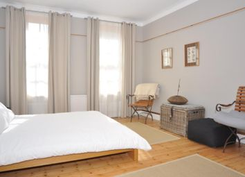 Thumbnail 4 bed flat to rent in Valentine Mansions, The Green, London