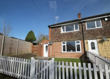 Thumbnail 2 bed end terrace house for sale in All Saints Close, Withybrook, Coventry