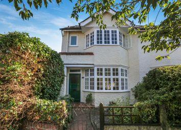Thumbnail 4 bedroom end terrace house for sale in Rosamond Villas, Church Avenue, London