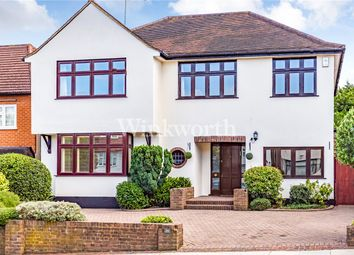 Thumbnail 5 bed detached house to rent in Downage, London