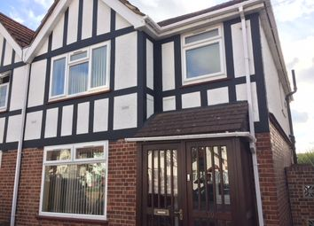 Thumbnail 3 bed semi-detached house to rent in Wimborne Avenue, Hayes