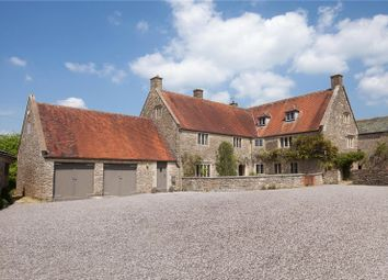 Thumbnail 4 bedroom detached house for sale in Charlton Musgrove, Wincanton, Somerset