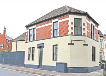Thumbnail 2 bed flat for sale in Theobald Road, Canton, Cardiff