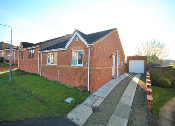 Thumbnail 2 bed semi-detached bungalow for sale in Rayton Court, Bircotes, Doncaster