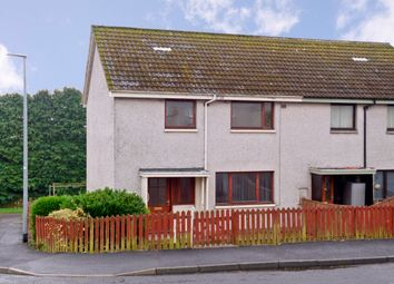 Thumbnail 3 bedroom end terrace house for sale in Erskine Road, Chirnside