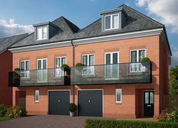 "Thumbnail 4 bed semi-detached house for sale in ""The Kenmare"" at Avery Hill Road, London"
