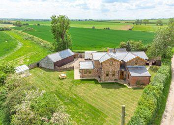 Thumbnail 3 bed detached house for sale in Peasgate Lane, Halton Holegate, Spilsby