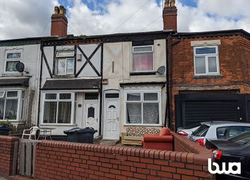 Thumbnail 2 bed terraced house for sale in 203 Bacchus Road, Winson Green, Birmingham