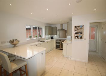 Thumbnail 4 bed detached house for sale in The Farrs, Dorrington, Shrewsbury