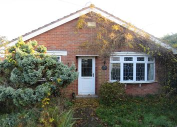 Thumbnail 2 bed detached house for sale in Barrier Bank, Cowbit, Spalding