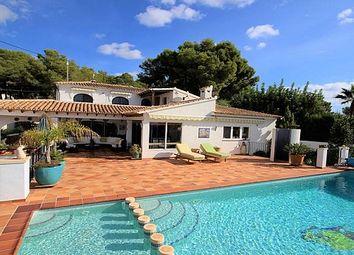 Thumbnail 8 bed villa for sale in Benissa Coastal, Valencia, Spain