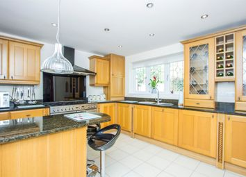 Thumbnail 4 bedroom detached house for sale in The Pastures, Narborough, Leicester
