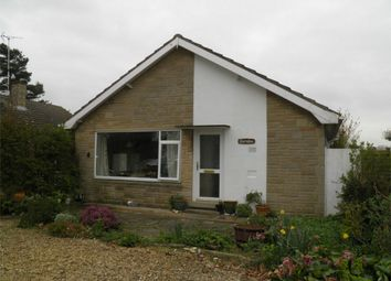 Thumbnail 2 bed detached bungalow to rent in Spa Road, Braceborough, Stamford, Lincolnshire