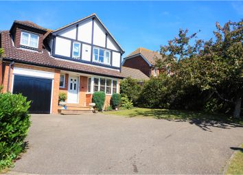 Thumbnail 4 bed detached house for sale in Harbour Way, St. Leonards-On-Sea