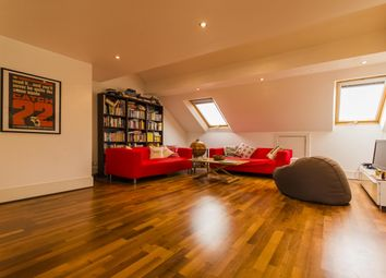 Thumbnail 1 bed flat to rent in Leander Road, Brixton, London