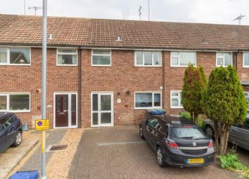 Thumbnail 3 bed terraced house to rent in Willow Close, Canterbury