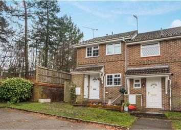 Thumbnail 2 bed end terrace house for sale in Albert Road, Bagshot