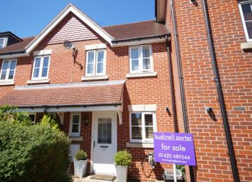 Thumbnail 2 bed terraced house for sale in Royal Drive, Bordon