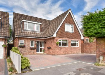 Thumbnail 4 bed detached house for sale in Priors Close, Kingsclere, Newbury, Hampshire
