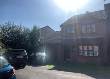 Thumbnail 4 bed property to rent in Timothy Rees Close, Llandaff, Cardiff